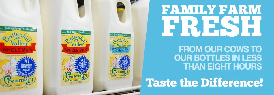 d6a465cd614e Discover Premium Farm Fresh Milk In Upstate New York At The Battenkill  Valley Creamery